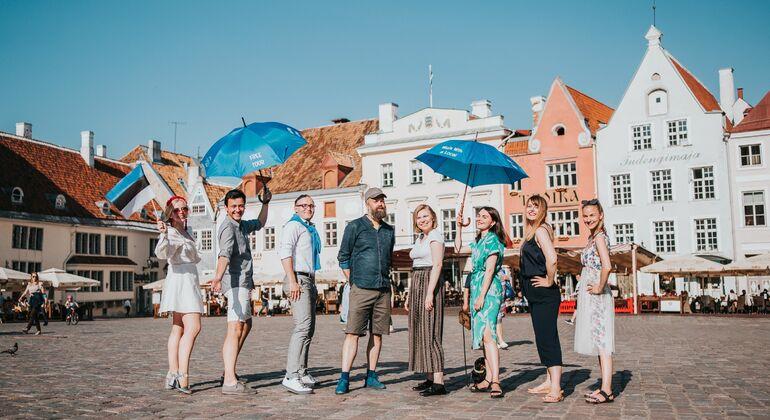 Tallinn in a Nutshell Walking Tour Provided by EstAdventures