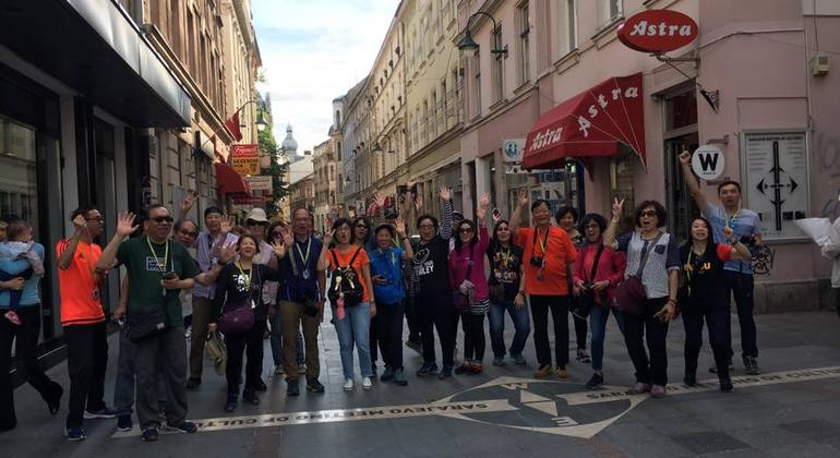 Free Walking Tour Sarajevo Provided by Explore Sarajevo Tours
