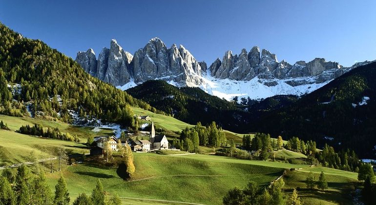 Dolomites Guided Day Tour Provided by Lagotourist s.r.l.