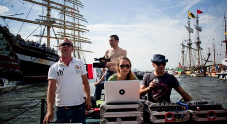 Alternative Open Boat Tour Netherlands — #2