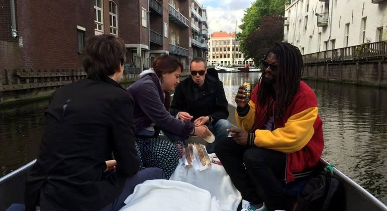 Alternative Open Boat Tour Netherlands — #3