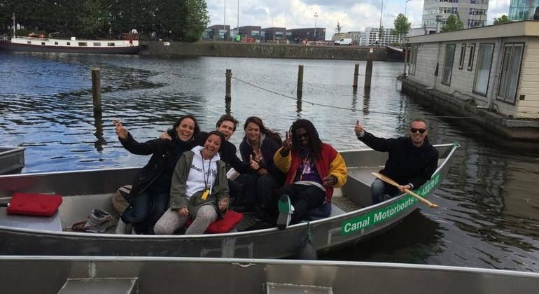 Alternative Open Boat Tour Netherlands — #5