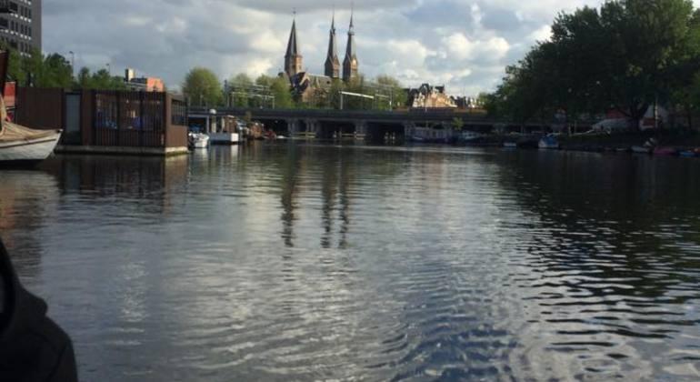 Alternative Open Boat Tour Netherlands — #9