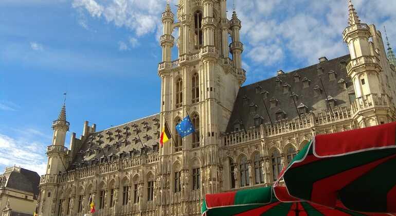 Free Tour por el centro de Bruselas Operado por Go Belgium Tours