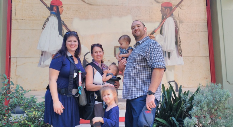 Food, Fun and Family Operado por Athens Free Food Tour