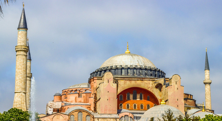 Istanbul Private 6-hour Walking Tour Turkey — #1