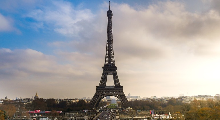 Eiffel Tower Second Floor Walk and Optional Summit Access France — #1