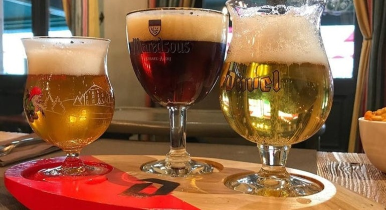 The Brugge Pub Crawl Provided by Can You Handle It Tours