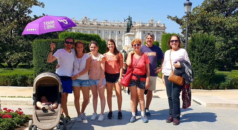 Ancient Madrid Spain — #28