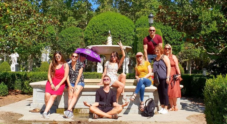 Ancient Madrid Spain — #24