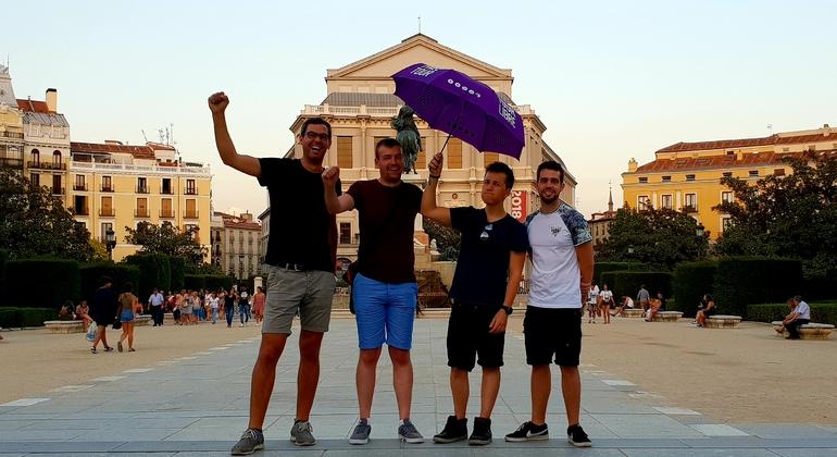 Ancient Madrid Spain — #29