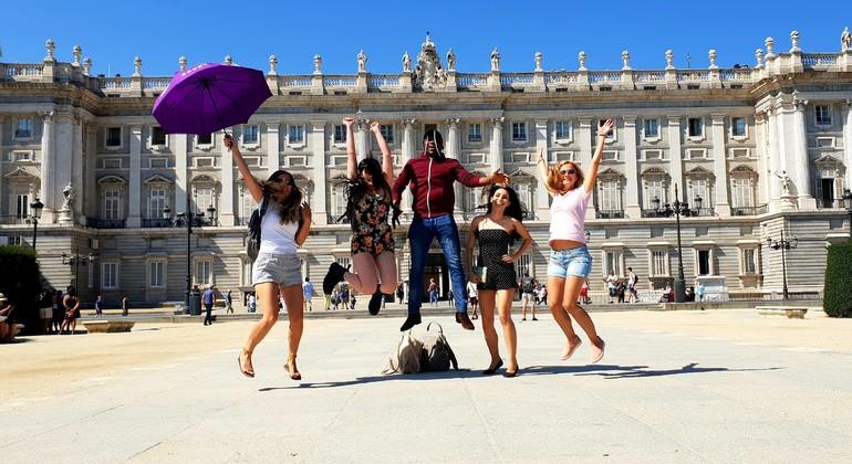 Ancient Madrid Spain — #23