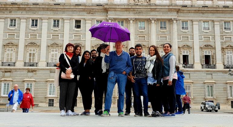 Ancient Madrid Spain — #18