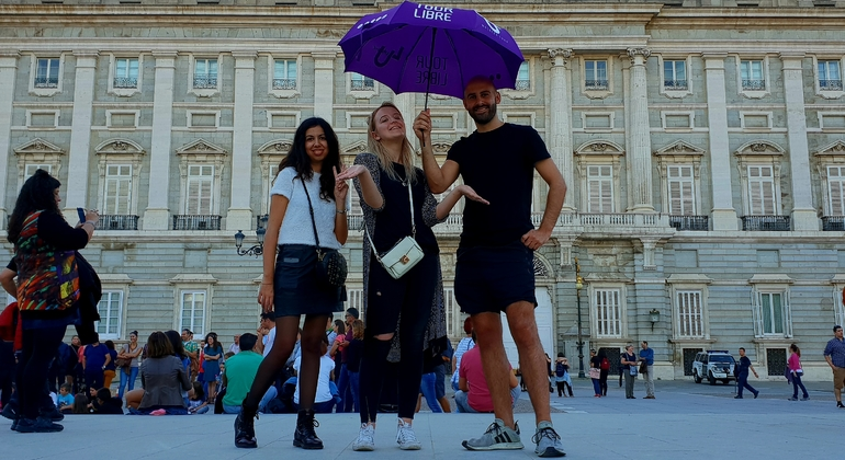 Ancient Madrid Spain — #16