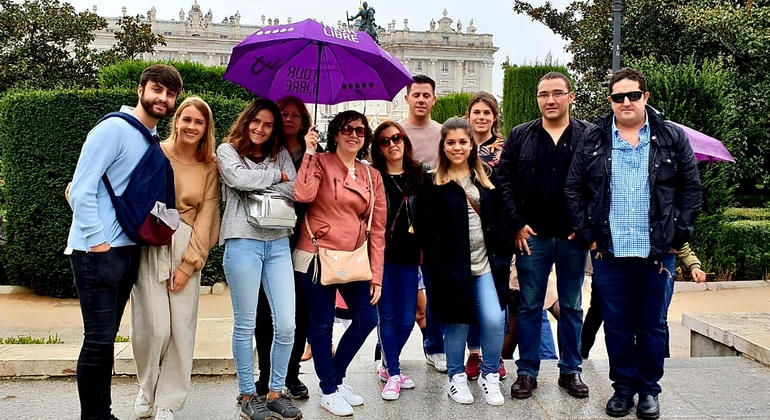 Ancient Madrid Spain — #17