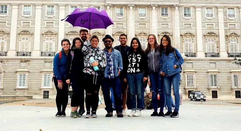 Ancient Madrid Spain — #14