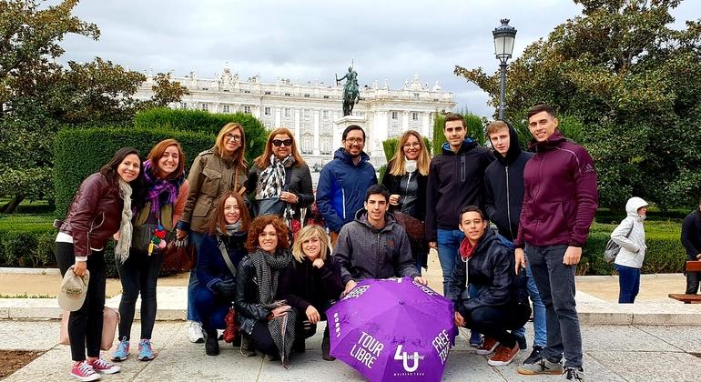 Ancient Madrid Spain — #11