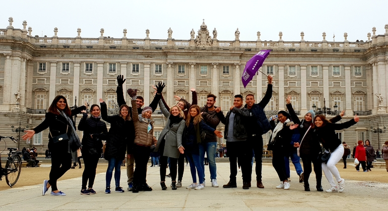 Ancient Madrid Spain — #3