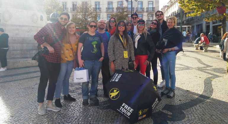 Free Tour of Lisbon: Essential History & Fun Facts - Free Tastings Portugal — #3