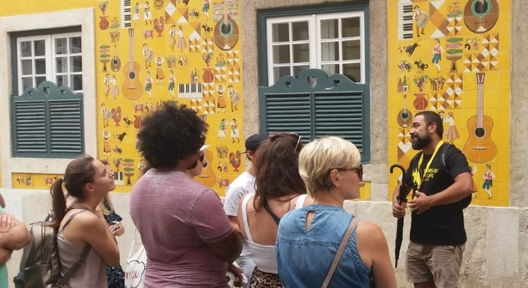 Free Tour of Lisbon: Essential History & Fun Facts - Free Tastings Provided by Tours Of My Life