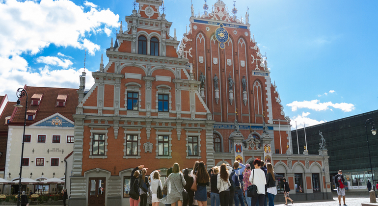 Old Riga Free Tour Provided by Riga Free Tour