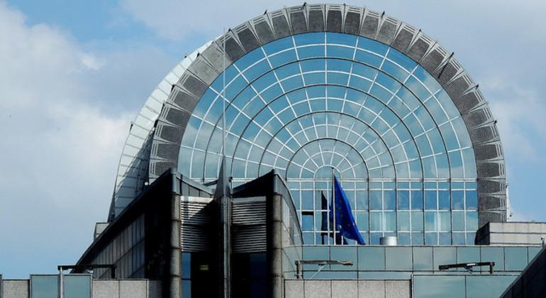 Free Tour de Bruselas: Barrio Europeo Operado por Viva's Tour