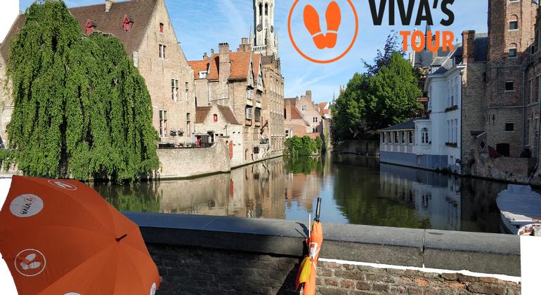 Free Tour del Centro de Brujas en Español Operado por Viva's Tour