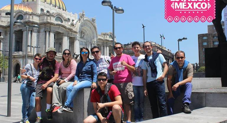 Free Walking Tour Historic Downtown Mexico — #2