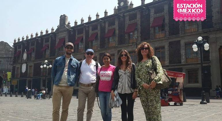 Free Walking Tour Historic Downtown Mexico — #6