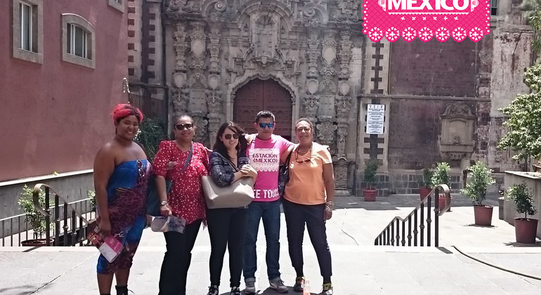 Free Walking Tour Historic Downtown Mexico — #17
