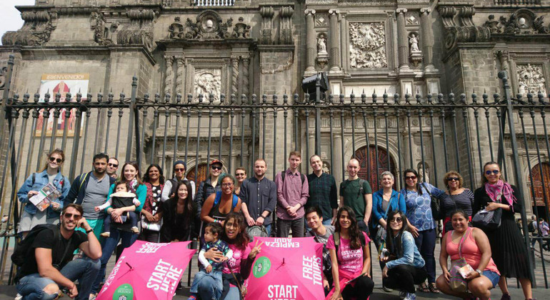 Free Walking Tour Historic Downtown Mexico — #30