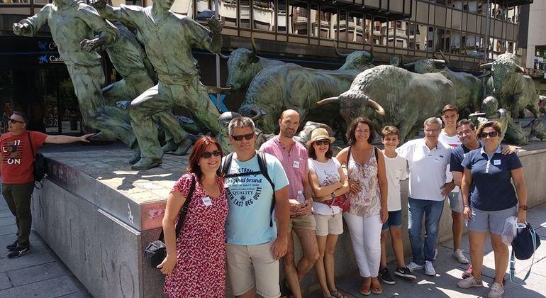 Visita Guiada Pamplona Operado por TripNavarra Tours