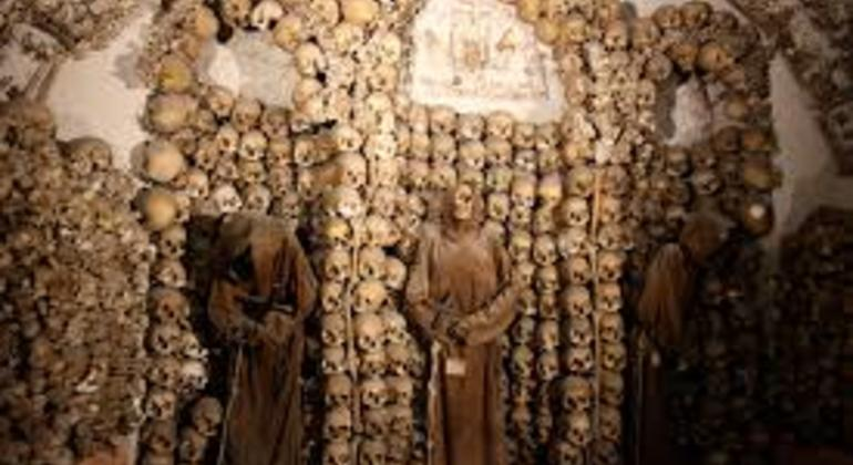 Rome Crypts and Catacombs Tickets and Tour Italy — #1