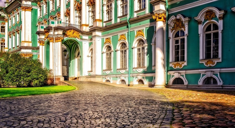 The Hermitage and Winter Palace Tour Petersburg Provided by Kitchentobook