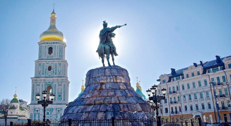 Free Tour Kiev in Spanish Provided by Alona