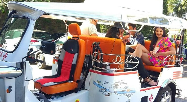 Florence Tuk Tuk Tour Provided by tuktuk firenze tour culturale