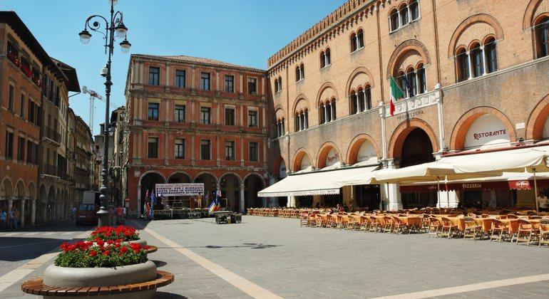 Treviso Walking Tour Italy — #1