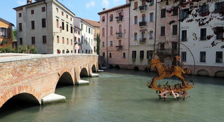 Treviso Walking Tour Italy — #2