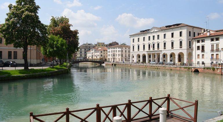 Treviso Walking Tour Italy — #3