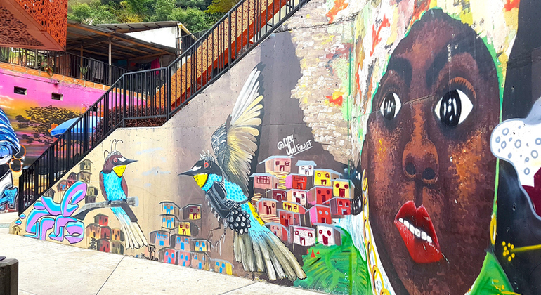 Free Graffi Tour of Comuna 13 Provided by TOURS MEDELLIN
