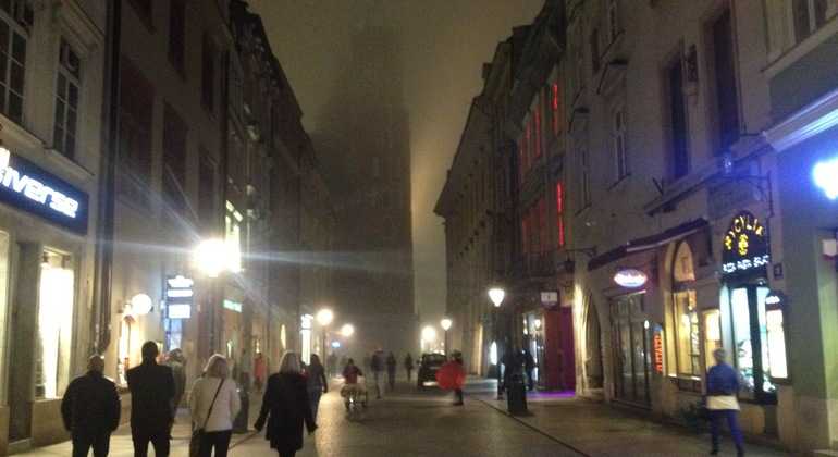 Sin City Free Tour Provided by Krakow Explorers