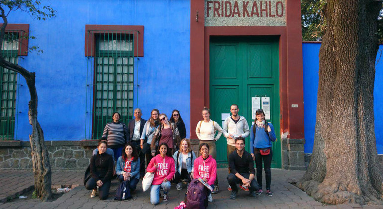 Free Walking Tour Coyoacan Mexico — #30