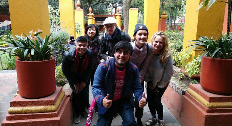 Free Walking Tour Coyoacan Mexico — #31