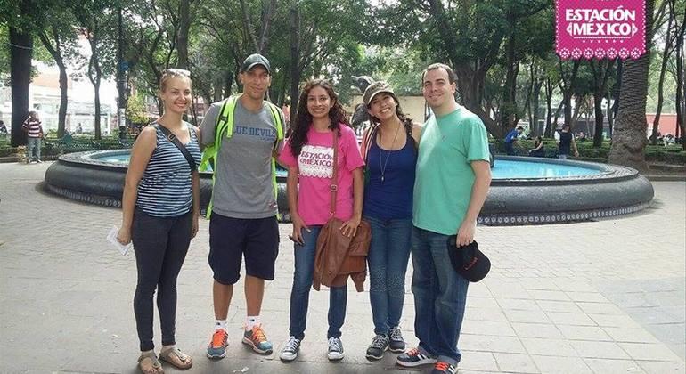 Estación México Free Walking Tour Coyoacan Mexico — #6