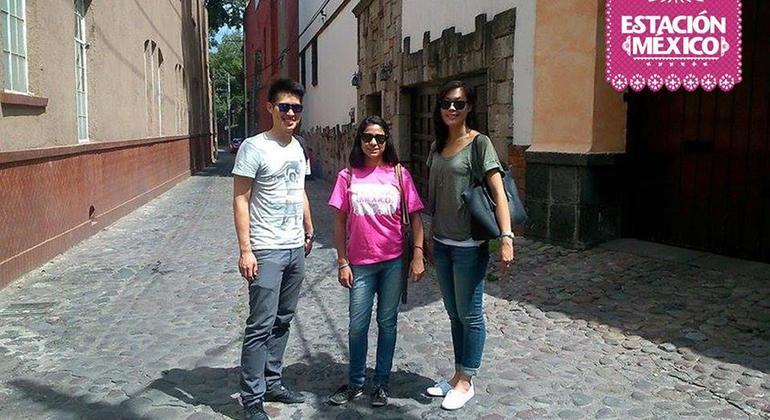 Estación México Free Walking Tour Coyoacan Mexico — #8