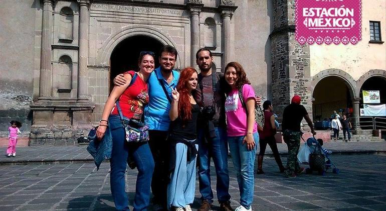 Estación México Free Walking Tour Coyoacan Mexico — #7
