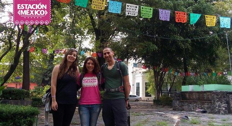 Estación México Free Walking Tour Coyoacan Mexico — #9