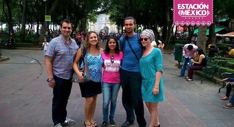 Estación México Free Walking Tour Coyoacan Mexico — #11