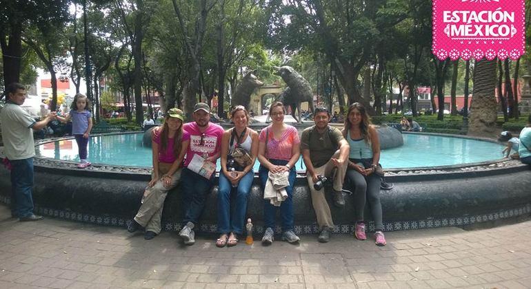 Estación México Free Walking Tour Coyoacan Mexico — #4