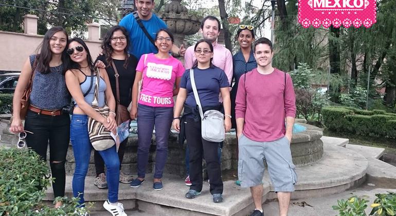 Estación México Free Walking Tour Coyoacan Mexico — #13